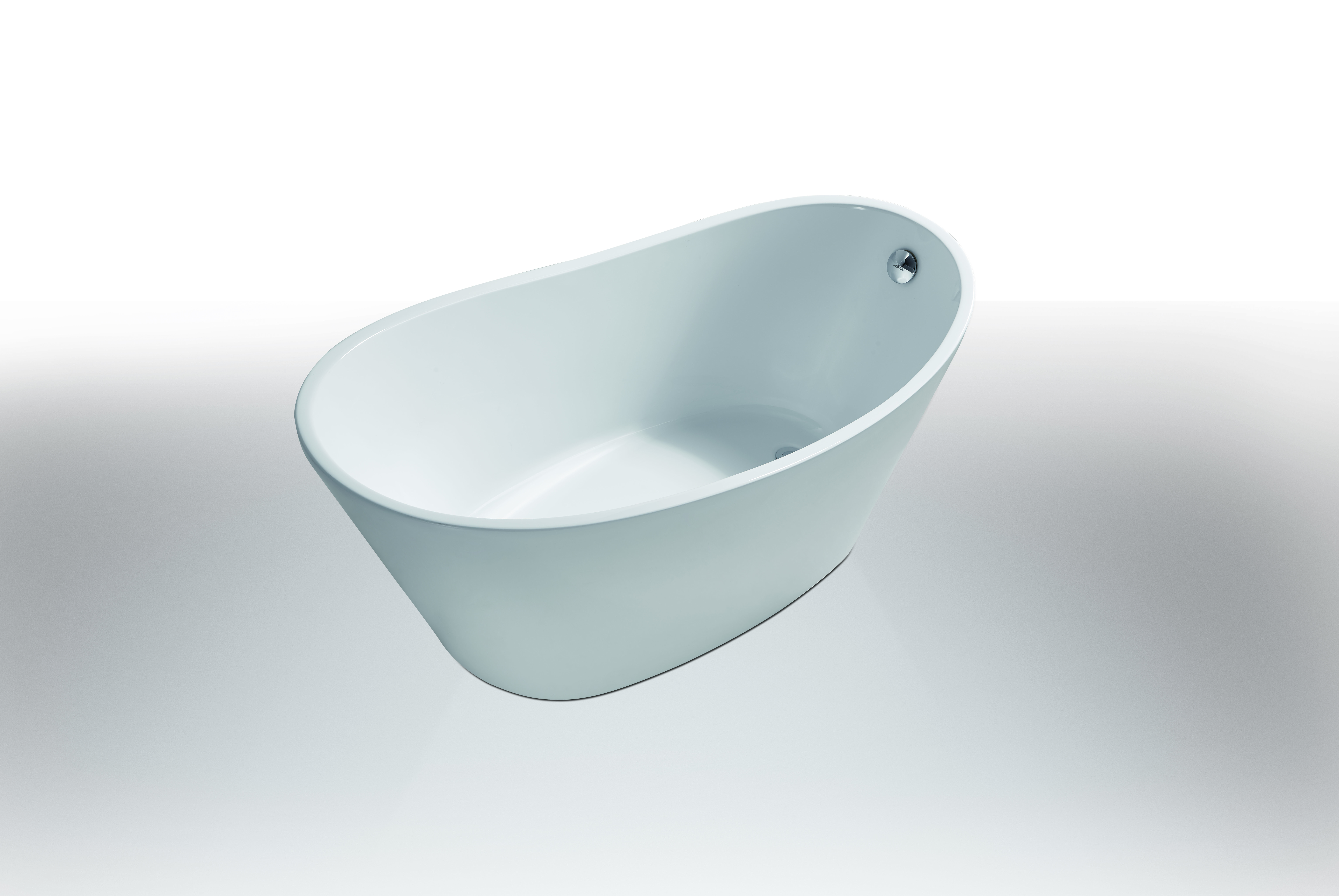 Lavello bad vrijstaand in 150x72 of 170x78 cm