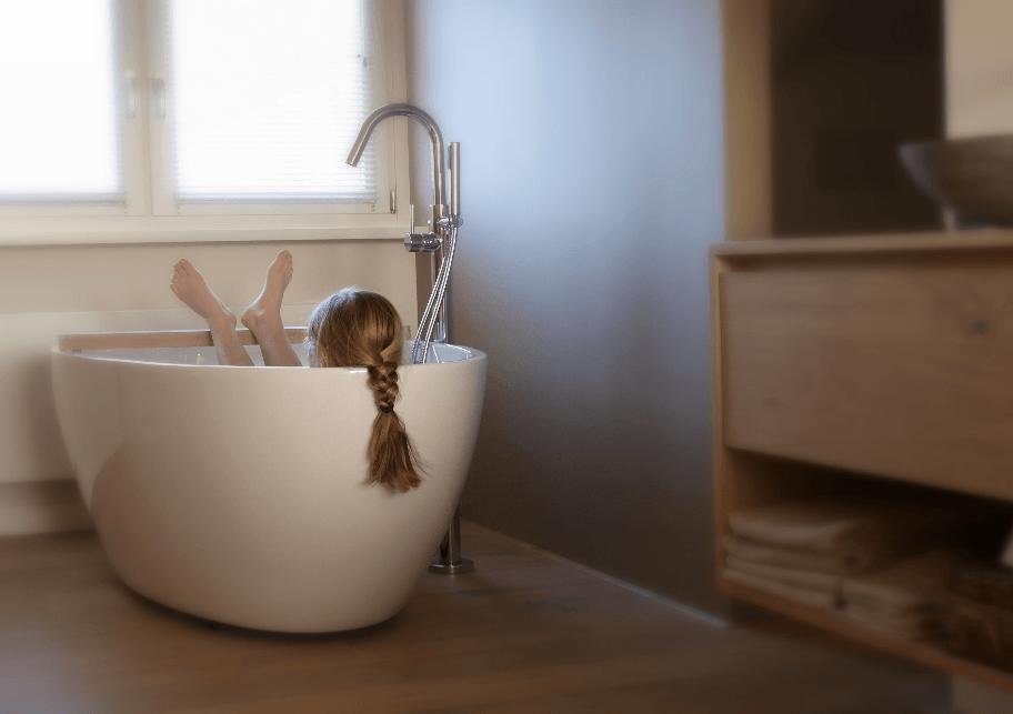 Heerlijk bijkomen in je eigen Lavello badkamer…